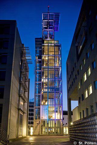 Klangturm - St. Poelten Niederoesterreich