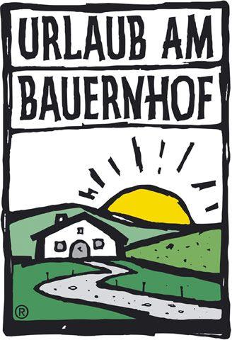 Urlaub am Bauernhof Logo - Urlaub am Reiterbauernhof