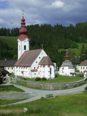 Kirche Sirnitz - Nockberge/Bad Kleinkirchheim Kaernten