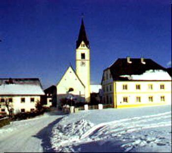 Sistrans with St.Gertraud's church - Sistrans Tirol