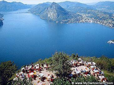 Luganer See Bild für Fotogalerie - Luganer See Lugano