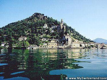 Lago di Lugano Tessin