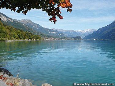 Brienzersee Berner Oberland