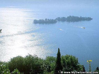 Lake Maggiore  Image for photo gallery - Lago  Maggiore