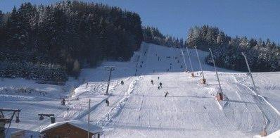 Skilift Kirchbach Panoramic Picture - Skidorf  Kirchbach Rappottenstein