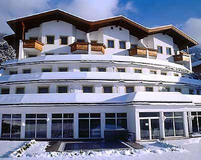 Ferienhotel Hoppet Hart im Zillertal