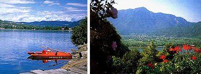 Lake of Caldonazzo Image - Lago  di  Caldonazzo  (Caldonazzosee) Caldonazzo