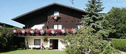Haus Mitteregger  - Ferienwohnung Mitteregger Altmuenster