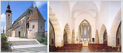 Die Basilika St. Laurenz ist die bedeutendste historische Stätte christlichen Lebens in Österreich. Die archäologischen Ausgrabungen und die zahlreichen Funde erzählen vom Entstehen und der Ausbreitung des frühen Christentums in der Provinz Noricum. - Enns Oberoesterreich