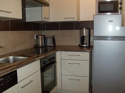 Küche - Appartement Sonnenalm Bad Mitterndorf