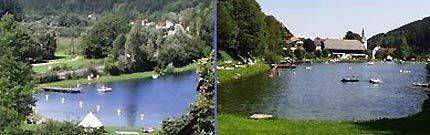 Mönichwald Badesee Image - Lacul pentru inot Moenichwald Moenichwald