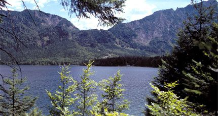Offensee Image - Lacul Offen Ebensee
