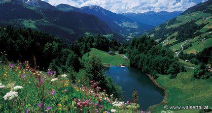 Seewaldsee Bild - Seewaldsee Fontanella/Faschina