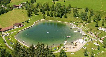 Badesee Going Image - Lacul pentru inot Going Going am Wilden Kaiser