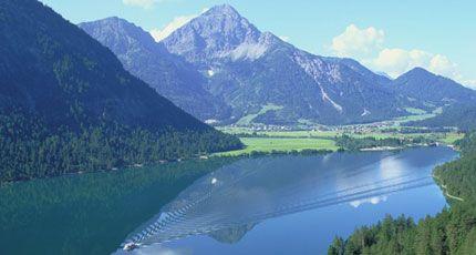 Heiterwanger See Lake Image - Lacul Heiterwanger Heiterwang