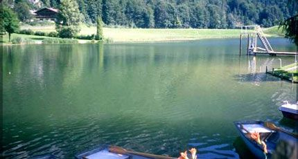 Krummsee Image - Lacul Krumm Kramsach