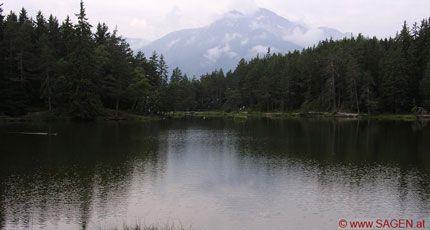 Möserer See Bild - Moeserer See Moesern