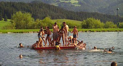 Freizeitsee Passail-Edelsee Bild - Freizeitsee Passail-Edelsee Passail