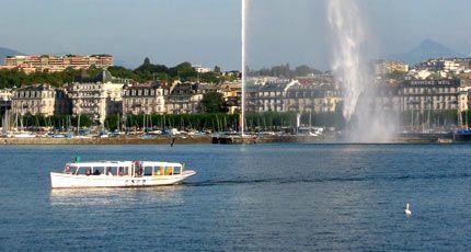 Genfersee Bild - Genfersee Genf