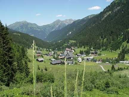 Gargellen Vorarlberg