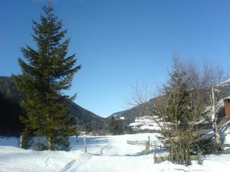 Winter in Gnesau - Nockberge/Bad  Kleinkirchheim Carinthia