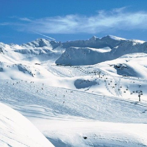 SKIGEBIET WURMKOGL - Obergurgl-Hochgurgl Tirol