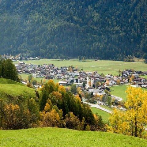 HUBEN - EINER DER WEILER VON LÄNGENFELD - Laengenfeld  Tirol