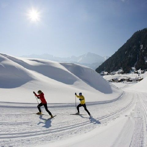LANGLAUFEN - Laengenfeld  Tirol