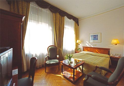 Hotel Carlton Opera Zimmer - Carlton Opera Hotel Wien