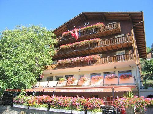 Hotel Bahnhof - Ausserberg Ausserberg