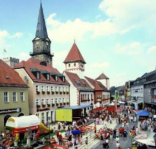 Altstadtfest - Marktredwitz Bayern