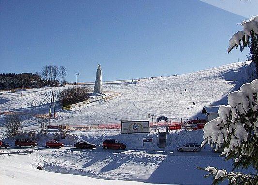 Skigebiet St. Georgen am Walde/Schorschi-Lift Panoramabild groß - St. Georgen am Walde/Schorschi-Lift St. Georgen am Walde