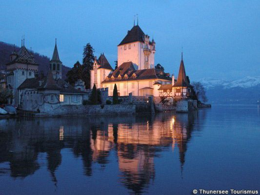 Thunersee Bild für Fotogalerie - Thunersee Berner Oberland