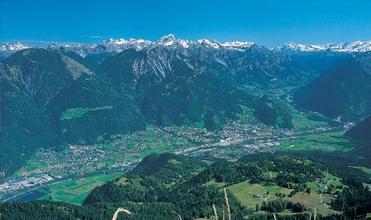 Brandnertal | Alpenstadt Bludenz | Klostertal - Regiunea alpina Bludenz Vorarlberg