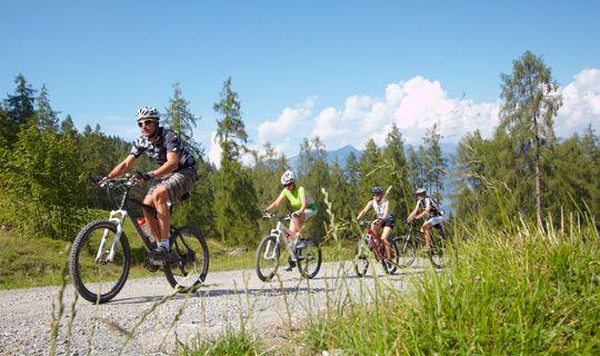 Mountainbikeurlaub in Vorarlberg - Alpenregion Bludenz   Vorarlberg