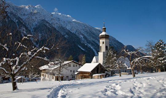 Braz im Winter - Braz Vorarlberg