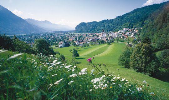 Ferienort Nüziders - Nueziders Vorarlberg