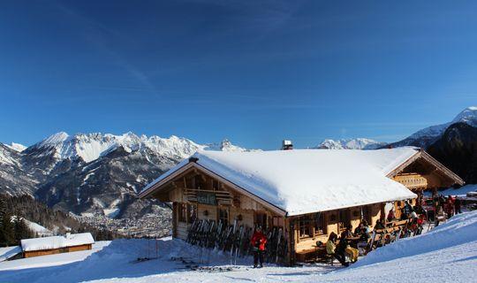 Rufana Alp - Buerserberg Vorarlberg