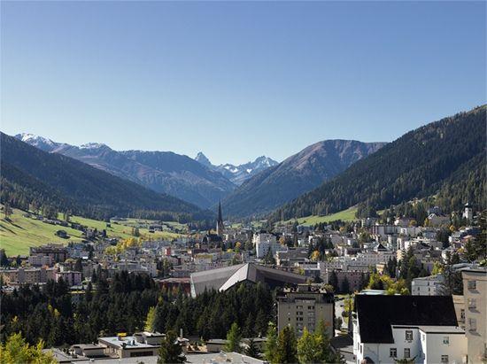 Davos Graubuenden