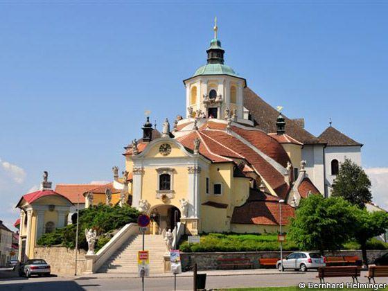 Bergkirche in Eisenstadt - Eisenstadt Burgenland