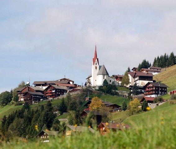 Sommer in St. Veit - St.  Veit  im  Defereggental Tirol