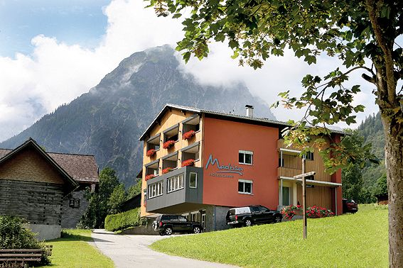 Pension Madrisa Brand im Brandnertal