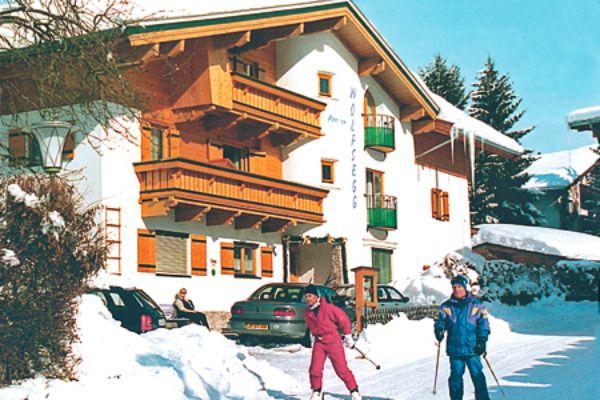 Willkommen in der rauchfreien Pension Wolfsegg! - RAUCHFREIE-FRUEHSTUECKPENSION ***WOLFSEGG Kirchberg in Tirol