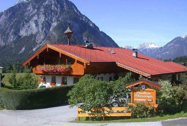 Appartements Landhaus Schwaninger Maurach am Achensee