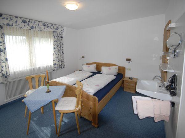 Doppelbettzimmer - Haus Joelblick Wildschoenau