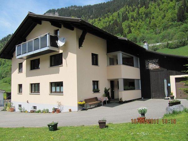 Juritsch Paul Kloesterle am Arlberg
