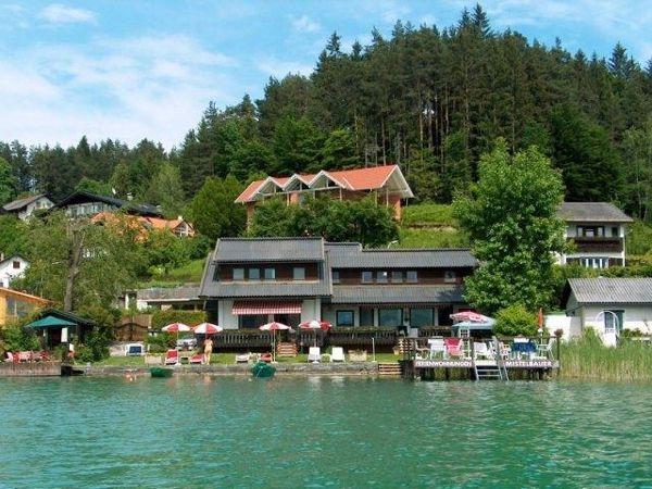 Ferienwohnungen Mistelbauer **** DIREKT am Faaker See - Ferienwohnungen Mistelbauer direkt am Faaker See Faaker See