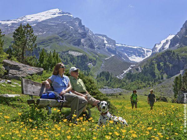 Kandertal/Kiental Berner Oberland