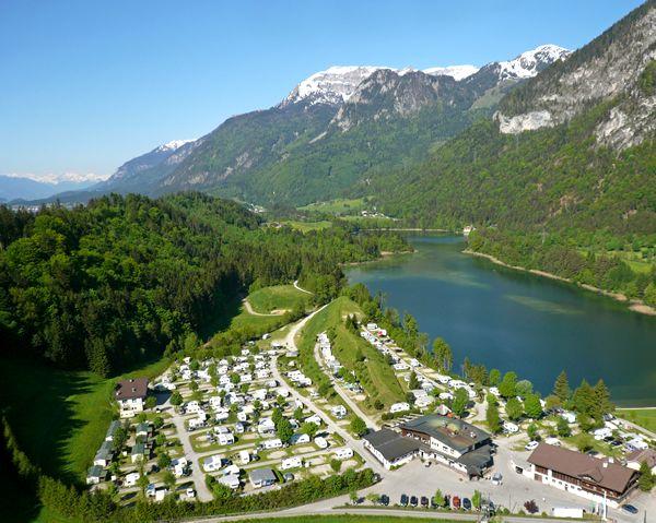 Camping Seeblick Toni Kramsach