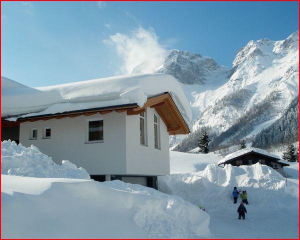 Winterurlaub im Appartement - Ferienwohnung Tennengebirge Annaberg-Lungoetz